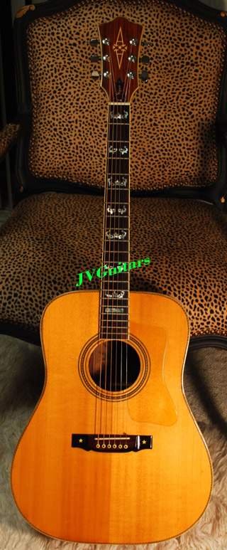 1976 Alvarez 5062 Vintage Japanese RARE High end Commemorative  Special  Edition ...Exotic and very rare collectible