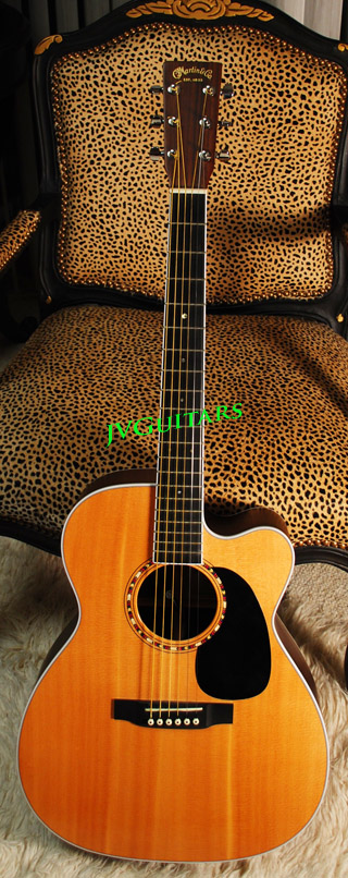 2004 Martin JC-16RGTE.... made in Nazareth Pennsylvania  USA as new....SOLD