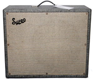 1964 Supro Thunderbolt  1-15 Vintage Mojo at its best!...SOLD