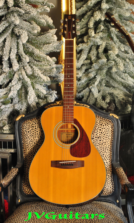 1973 Yamaha FG170 Nippon Gakki Japan crafted OM - OOO Great Player  in excellent Vintage Condition WoW