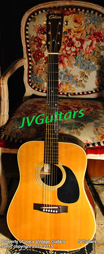 1978 CONTESSA D-18-28 Martin Copy D-28 made in Japan by ALVAREZ factory excellent vintage condition $ 399.00