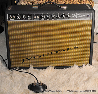 1964 Fender Deluxe Reverb Amp  WOW !  Classic Point to Point a Vintage Tome Machine made dependable and ia 100%  ready to RECORD or TOUR Tonight! ....... SOLD