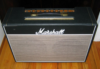 Vintage Marshall 18 Watt 2-12 Combo High Quality Clone by GDS Amps  SOLD