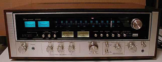 1977 SANSUI 8080 Vintage Audio Receiver Powerhouse FULLY RESTORED WoW!...SOLD