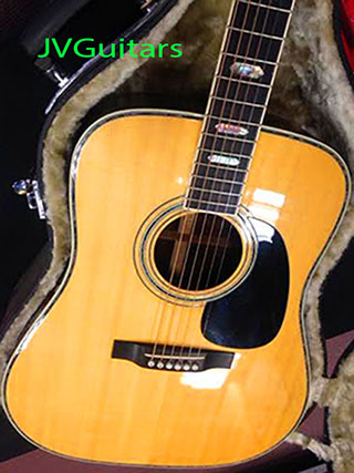 1974 Tama 3358 Exotic Brazilian Jacaranda Rosewood  very High End Japanese Martin  D-45 Replica Top of the Line Japanese D-45 WoW! must see & hear..... ON THE WAY!