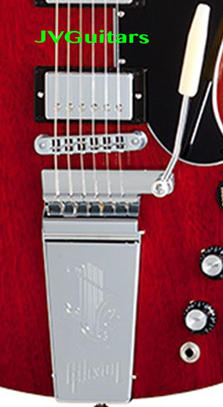 Gibson Maestro Long Vibrola Chrome