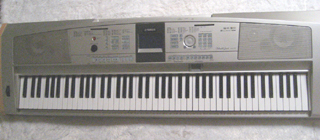 Yamaha Portable Grand DGX505 powerhouse 88 Full Sized Keys beautiful sound!...$529.00